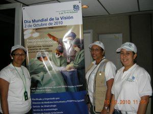 Servicios sociales de oftalmología pediátrica - Día Mundial de la Visión - Foto 1