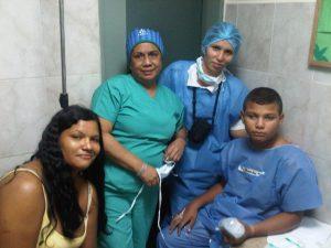 Servicios sociales de oftalmología pediátrica en la Isla de Margarita Venezuela - Foto 4