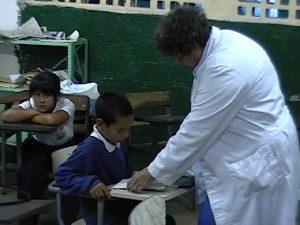 Servicios sociales de oftalmología pediátrica en la La Mata Venezuela - Foto 4