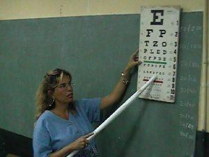 Servicios sociales de oftalmología pediátrica en la La Mata Venezuela - Foto 5