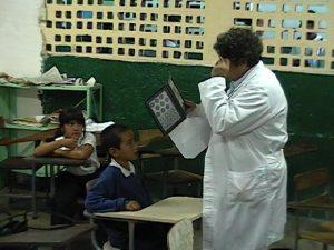 Servicios sociales de oftalmología pediátrica en la La Mata Venezuela - Foto 6