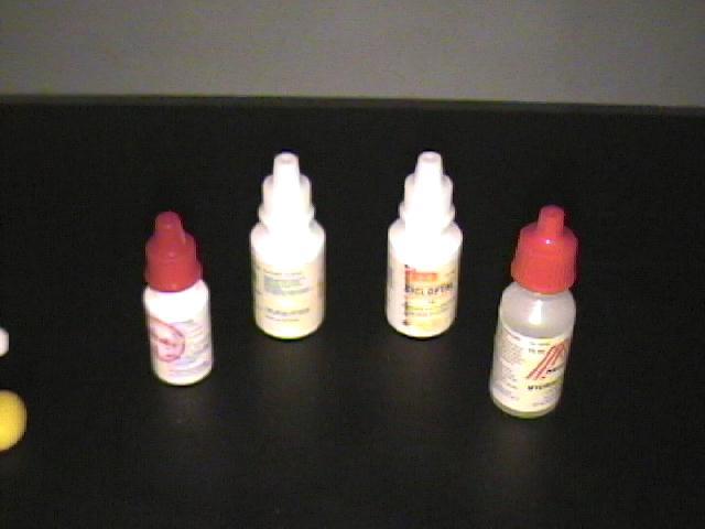 Gotas para los ojos - Usadas en dilatación pupilar para examinar niños - Oftalmología pediátrica - Dr. Alvaro Sanabria