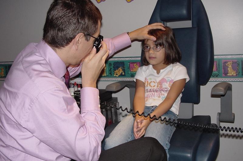 Dilatación de pupilas - Examen de ojos en niños verbales - Oftalmología pediátrica - Dr. Alvaro Sanabria