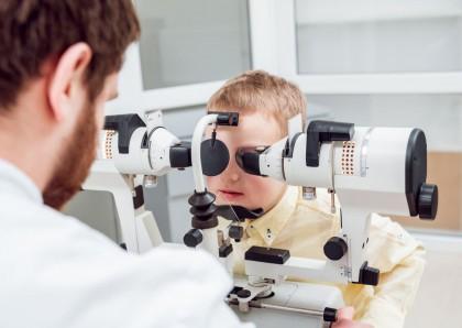 Exotropía intermitente - Defectos de la visión
