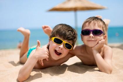 Lentes de sol y protección contra los rayos ultraviolate del Sol