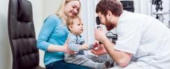 Oftalmoscopía - Examen de retina - Niños preverables